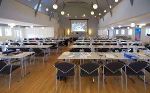 konference i salen