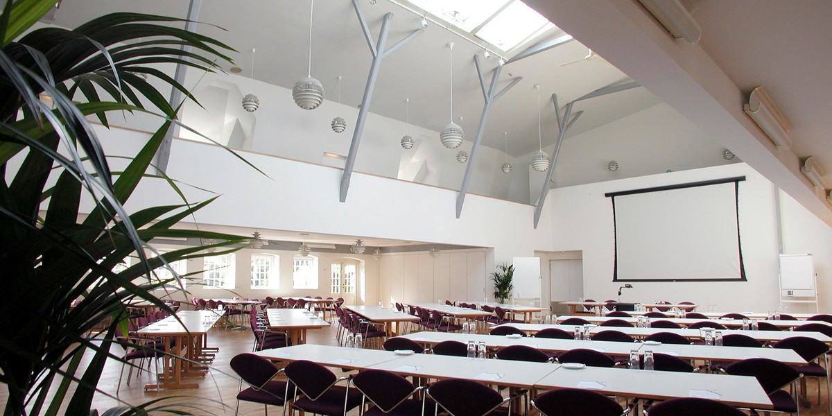 konference lokale salen